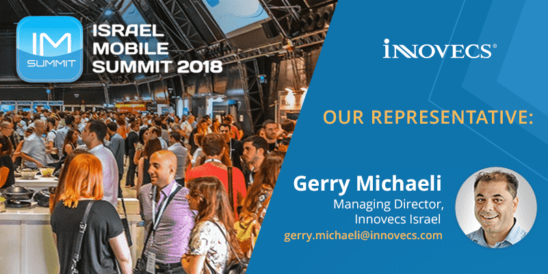 Gerry Michaeli will attend Israel Mobile Summit 2018