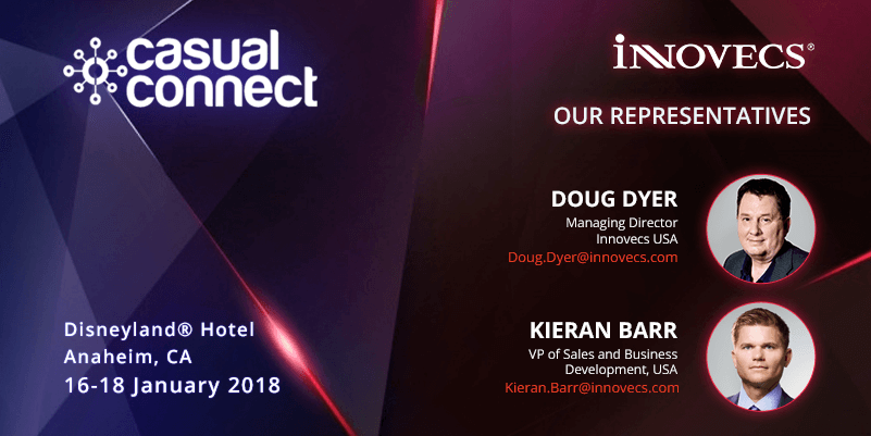 casual connect 801x401 - Doug Dyer and Kieran Barr will attend Casual Connect US 2018