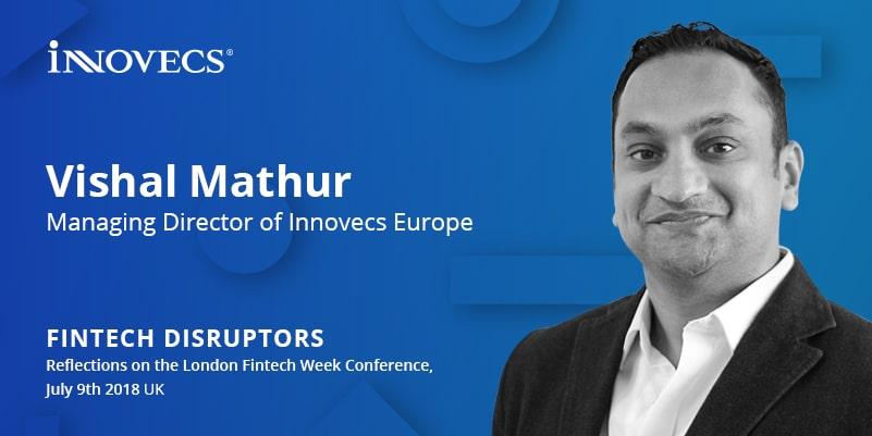 Vishal Mathur Fintech Week Conference