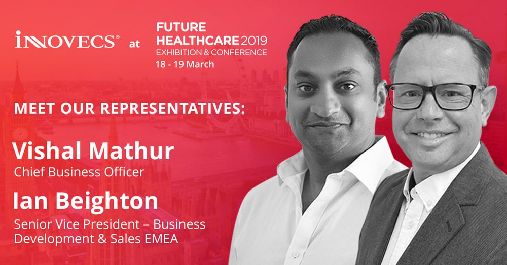 Innovecs Attends Future Healthcare 2019