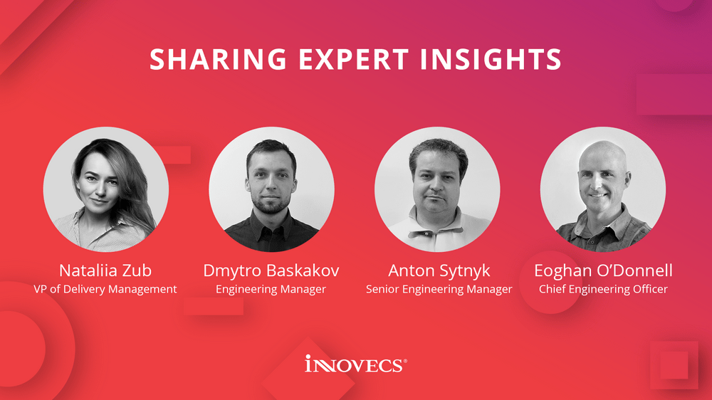 Innovecs tech team shares project management insights